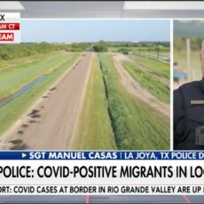 Texas police officer calls migrant infections crossing border a 'health risk' for Americans