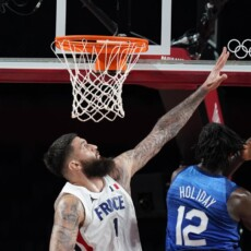 Woke Choke: US Men's Basketball Loses to France 83-76, First Olympic Loss Since 2004