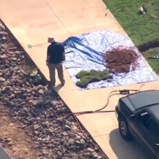 Developing Story: FBI and Search Dogs Descend on Subdivision to Solve Years Old Missing Persons Case