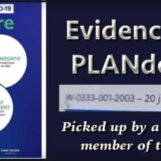 Evidence of Pandemic Preplanning? Those Small Pesky Details [VIDEO]