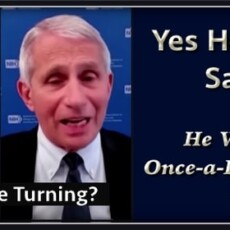 Godfather Fauci Says 'Give Me That' after Just Describing Ivermectin! [VIDEO]