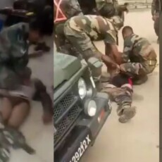 Indian military force vaccinated its troops any many of them dropped dead…
