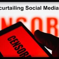 Ohio: Bill Intro'd aimed at curtailing Soc Media Censorship