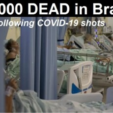 Over 32,000 People DEAD in Brazil Following COVID-19 Vaccines According to Official Media Report