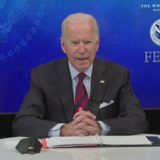 WATCH: Pelosi Caught On Hot Mic Saying 'We Don't Want Biden To Talk'
