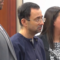 While Larry Nassar Spends Thousands In Prison, His Victims Collect $8 Per Month