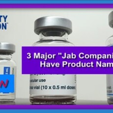"""All 3 Major """"Jab Companies"""" Suddenly Have Name Changes for Their VVV Products"""