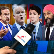ELECTION REACTION: Alexa Lavoie live from PPC headquarters in Saskatchewan