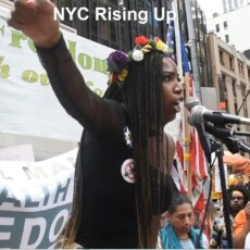 New Yorkers Rising Up as Mandatory COVID Shot Deadline Looms – Citywide Walk Out Planned Same Day