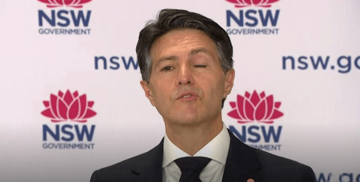 NSW Minister diagnosed with common vaccine injury