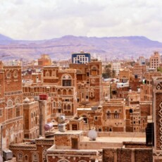 Old World City of Sana'a' in Yemen. Last Remaining Tartarian City? Most Amazing City You've Never Seen or Heard Of