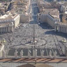 "Vatican demands COVID vaccination ""green pass"" to enter"