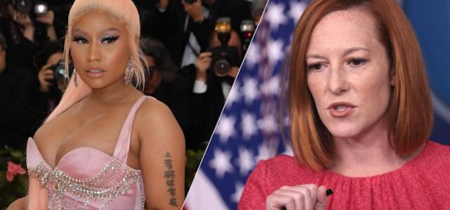 White House responds to Nicki Minaj tweet over COVID-19 vaccine