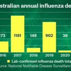 Flu-Zero: More Than a Year Since Australia's Last Flu Death