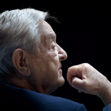 Group That Harassed Kyrsten Sinema Funded By Leftwing Billionaire George Soros