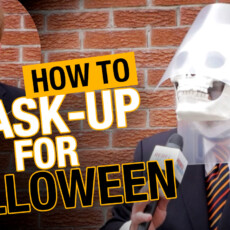 """Now, this is scary, kids! Ontario's top health bureaucrat announces the """"rules"""" for Halloween"""