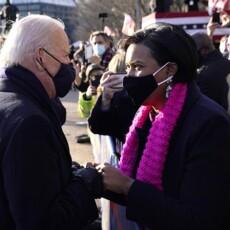 WATCH– President Biden Violates Mask Mandate in D.C.