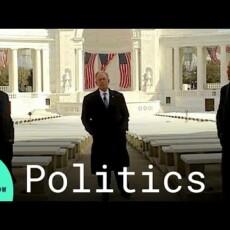 3 ex-presidents walk into a bar…