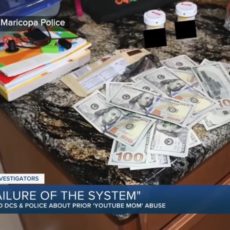 'A failure of the system': Kids told DCS and police about prior 'YouTube Mom' abuse