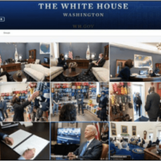 A Mystery Unfolds The Last Official 15 Photos Of The White House