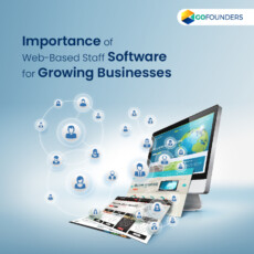 A Web-Based Staff Software for the Needs of Growing Businesses