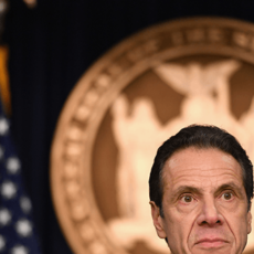 Andrew Cuomo: 'If I Wasn't Governor of New York, I Would've Decked' President Trump