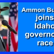 Anti-government activist Ammon Bundy joins Idaho governor's race