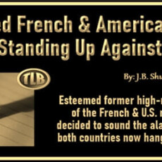 Are Retired French & American Generals Standing Up against Tyranny?