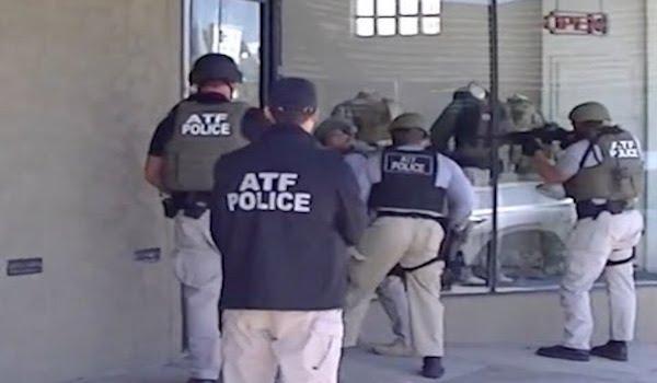 ATF raid polymer80 ghost guns