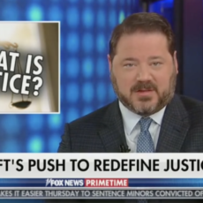 Ben Domenech: The Left Doesn't Understand How Justice Works