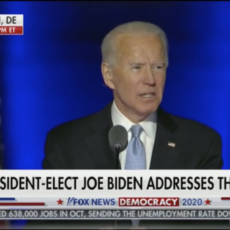 Biden And Harris Declare Victory In Race For The Presidency
