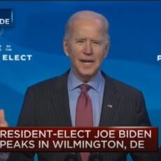 Biden Calls Hawley And Cruz Nazis Who Should Be 'Flat Beaten The Next Time They Run'