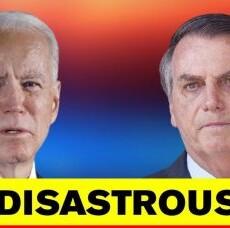 Biden Defends Sanctions Against Brazil and Irritates Bolsonaro