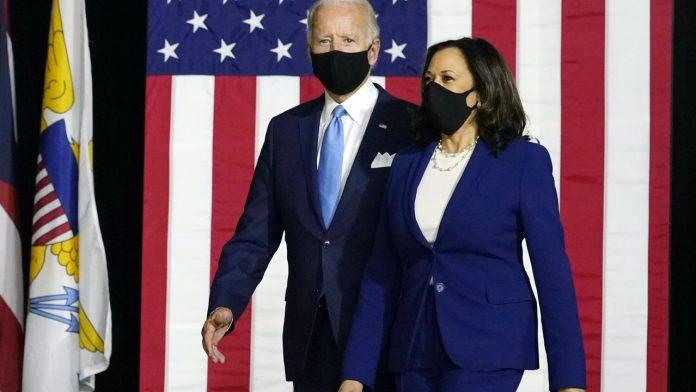 Biden Harris Campaign ad video harvest black votes
