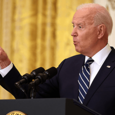 Biden Says Mexico Should Take Back 'All' Migrant Families After He Ended 'Remain in Mexico' Program