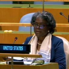 Biden U.N. Ambassador Linda Thomas-Greenfield Says U.S. Was Founded On White Supremacy