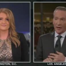 Bill Maher gets Zinged by Jenna Ellis on 'Beijing Biden'