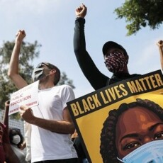 Black Lives Matter Accuses Biden of Capitalizing on 'Efforts to Defund the Police'