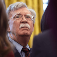 Bolton: Trump 'Embarrassed' GOP with Coronavirus Stimulus 'Stunt' — He Was 'Never Fit' for Presidency