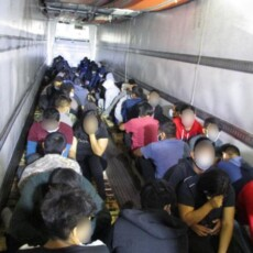 Border Patrol Finds 200 Migrants Being Smuggled in Commercial Trailers