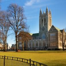 Boston College insists students report coronavirus-related violations