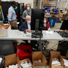 Breaking News: 132,000 Ballots Likely Ineligible… Could Change Entire Situation