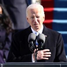 Breaking 'Unity' Pledge, Joe Biden Backs Trump Impeachment Trial