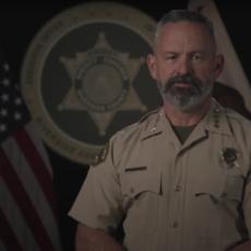 California Sheriff: I Won't Enforce Gov. Gavin Newsom's 'Ridiculous' COVID-19 Rules