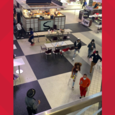 Chaos Erupts Inside Atlanta Mall After Gun Goes Off While Man Is Adjusting His Pants