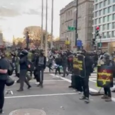 Chaos in D.C.: Antifa and Proud Boys Clashes Turn Violent
