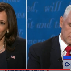 China Censors Mike Pence's Debate Comments On China But Freely Broadcasts Kamala Harris's
