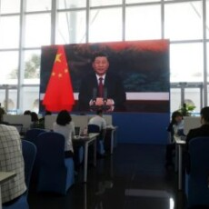 """Chinese President Highlights the """"World Wants Justice"""" and """"Not Hegemony"""""""