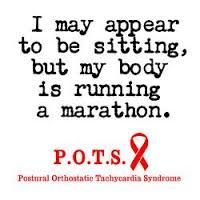 Image result for POTS syndrome