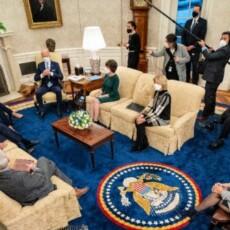 'Cordial' Two-Hour Coronavirus Aid Meeting with Joe Biden, 10 Senate Republicans–No Deal